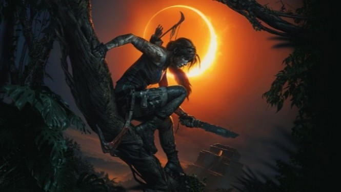 Game Shadow of the Tomb Raider.