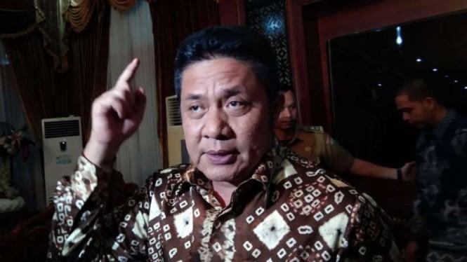 Gubernur Sumatera Selatan, Herman Deru.