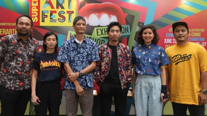 Super Art Fest 2019
