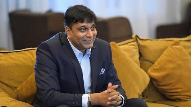 CEO Indosat Ooredoo, Vikram Sinha.