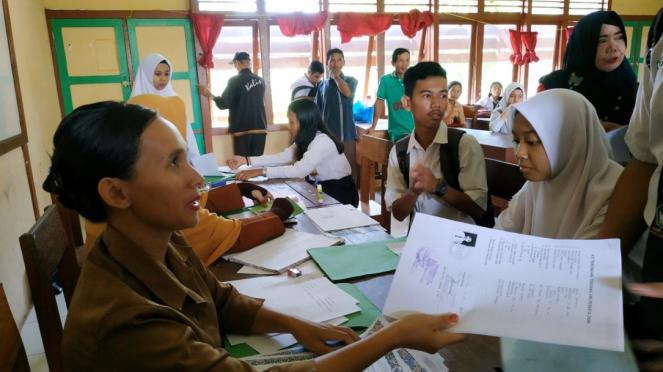 Sistem Zonasi Pendaftaran Sekolah