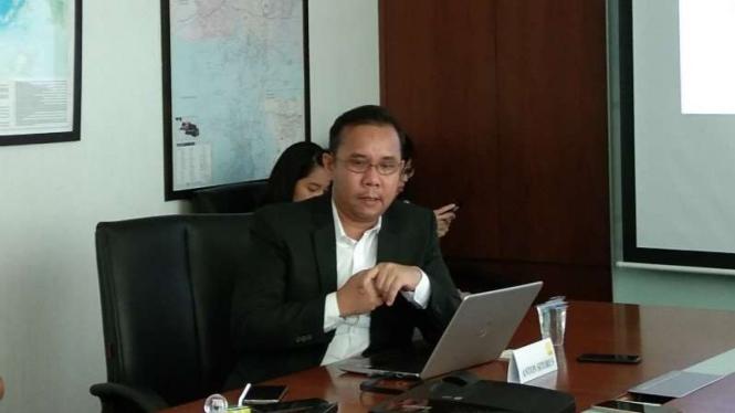 Kepala Riset dan Konsultan Savills Indonesia, Anton Sitorus.