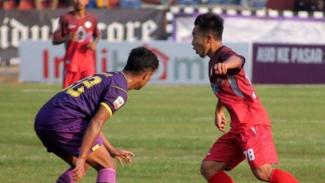 Duel Persik Kediri vs Martapura FC di Liga 2.