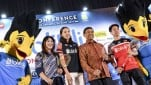 Konferensi pers Indonesia Open 2019.