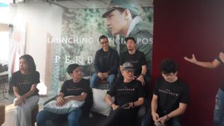 Launching poster film Perburuan.