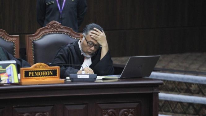 Bambang Widjojanto, Sidang Putusan Sengketa Pilpres 2019