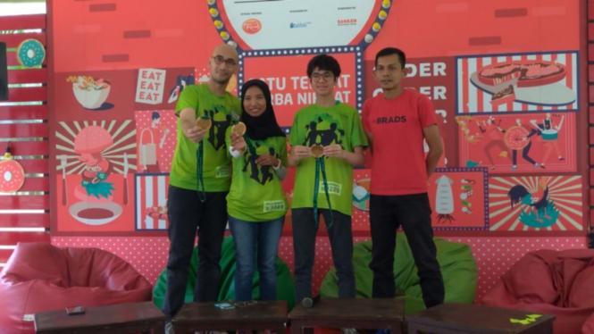 Komunitas Hutan Itu Indonesia buat kampanye Kulari ke Hutan