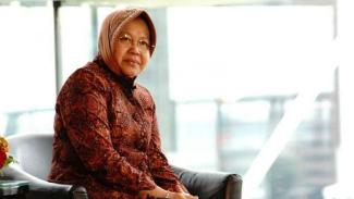 Wali Kota Surabaya Tri Rismaharini alias Risma