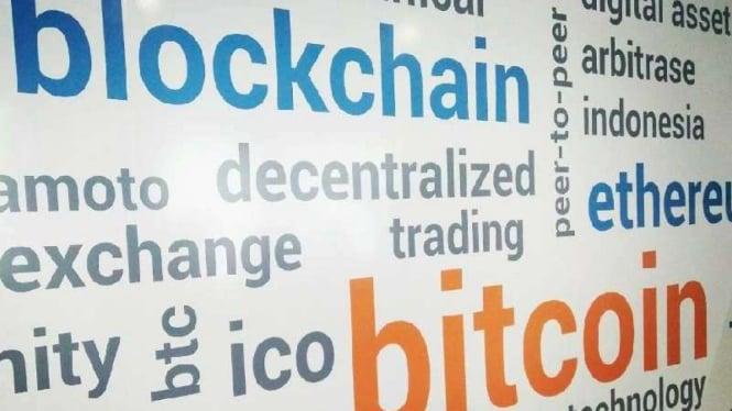 Teknologi Blockchain dan turunannya.