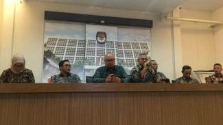 Ketua KPU, Arief Budiman