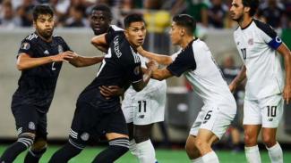 Duel Meksiko vs Kosta Rika.