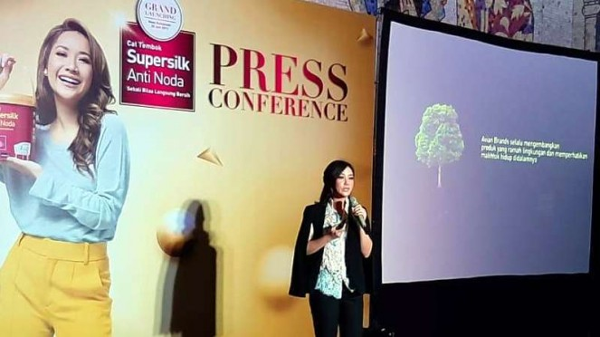 Direktur Research, Development andInnovations Avian, Angelica Tanisia Jozar