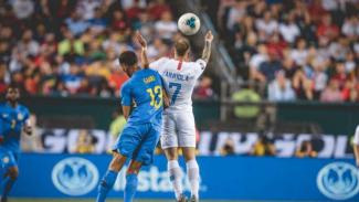 Duel Amerika Serikat vs Curacao di perempatfinal Piala Emas CONCACAF.