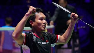 Pilar ganda putra Indonesia, Mohammad Ahsan