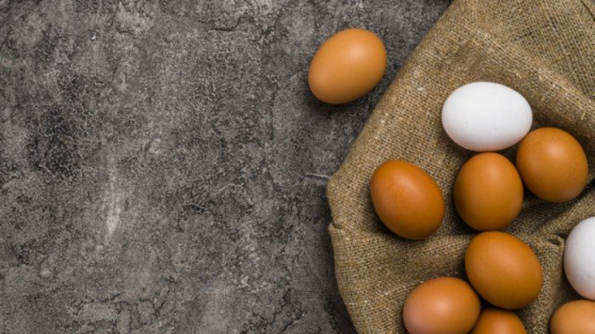 Telur ayam (ilustrasi)