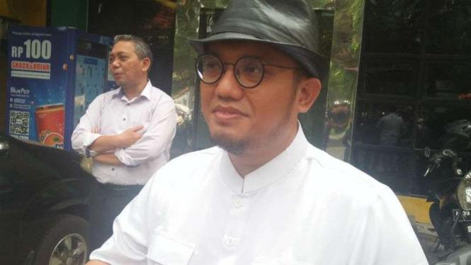 Jubir Prabowo-Sandi, Dahnil Anzar Simanjuntak.