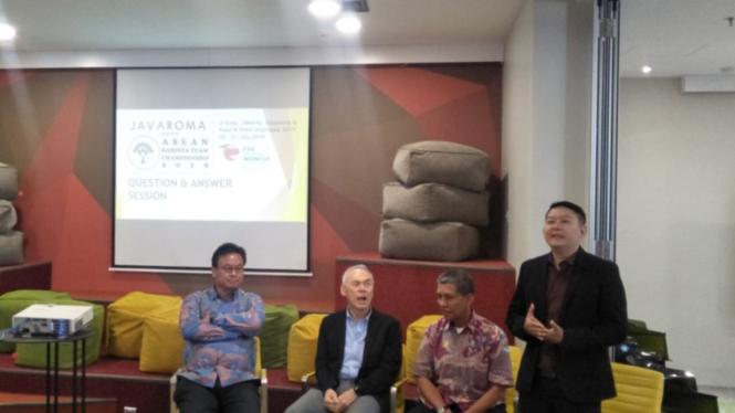 Konferensi pers ASEAN Barista Team Championship 2019 (ABTC19)