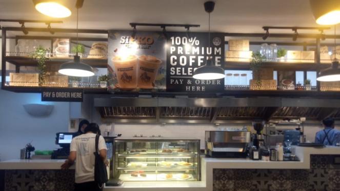 Warung Upnormal Cafe