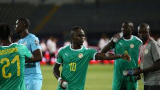 Penyerang Timnas Senegal, Sadio Mane (10)