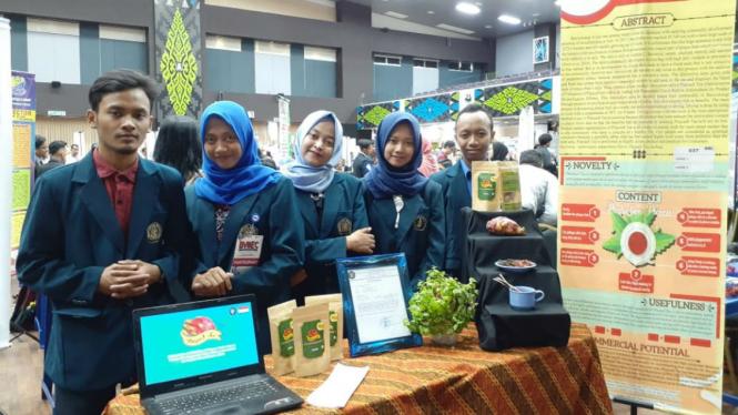 Mahasiswa Brawijaya ciptakan teh dari buah naga