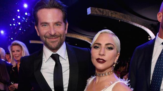 Bradley Cooper dan Lady Gaga