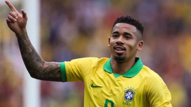 Striker Brasil, Gabriel Jesus