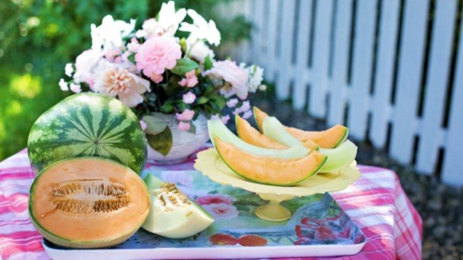 Buah melon