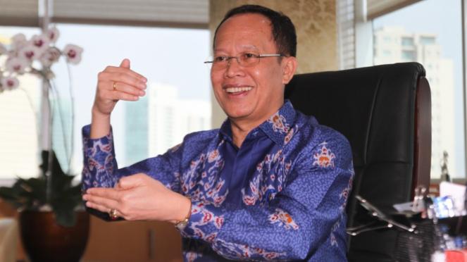 Direktur Jenderal Guru dan Tenaga Kependidikan (GTK) Dr. Supriano