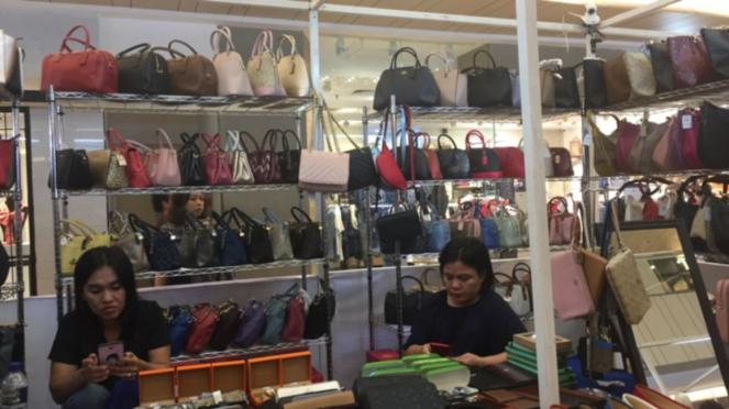 Irress Urban Bazaar di Blok M Plaza, Jakarta