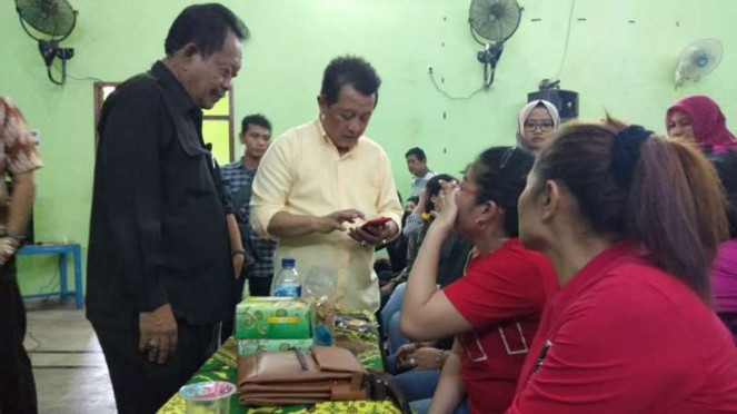 Sosialisasi penutupan kompleks lokalisasi Sunan Kuning Semarang