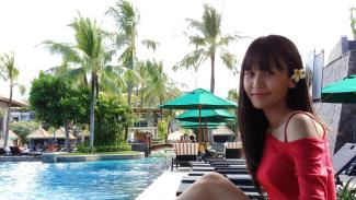 Liburan di Hard Rock Hotel Bali