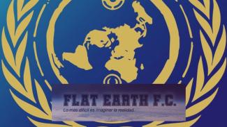 Logo klub sepakbola Flat Earth FC