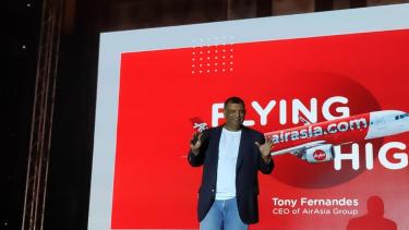 CEO AirAsia, Tony Fernandes
