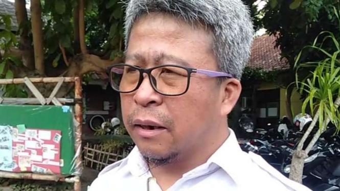 Kepala Stasiun Geofisika Mataram, Agus Riyanto.