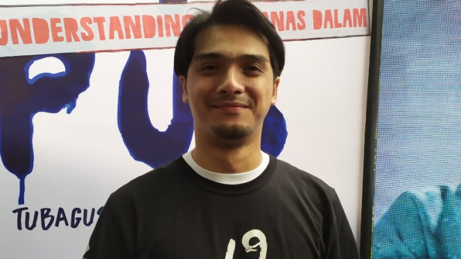 Ricky Harun.