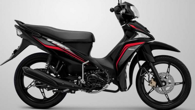 Yamaha Vega Force warna baru