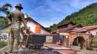 Museum Tambang Batu Bara Ombilin Sawahlunto