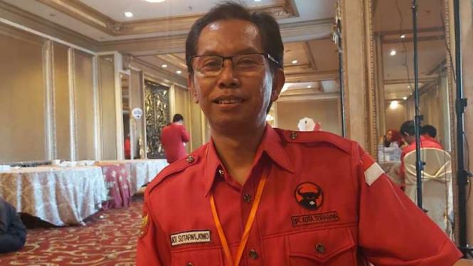 Keputusan Megawati Tunjuk Ketua Baru PDIP Surabaya Diprotes