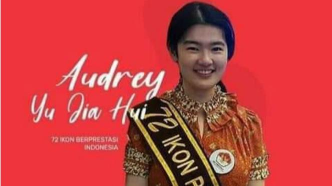 Audrey Yu Jia Hui.