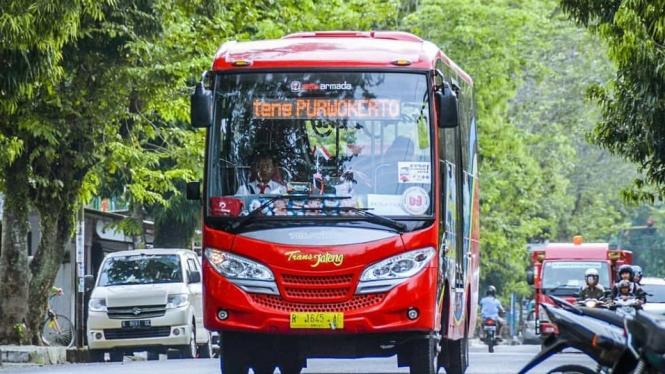 BRT Trans Jateng.