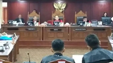 MK sidangkan sengketa Pileg 2019, Selasa, 9 Juli 2019.