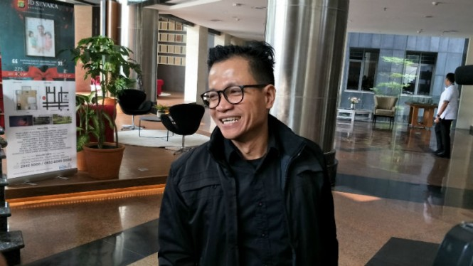 Direktur Eksekutif Amnesty Internasional Indonesia, Usman Hamid
