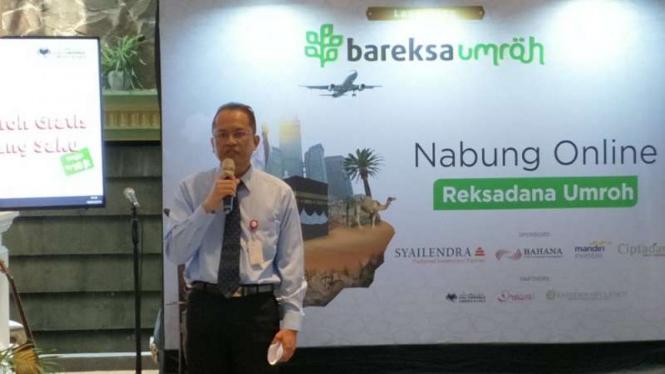 Deputi Direktur Pengelolaan Investasi Otoritas Jasa Keuangan, Halim Hariyono