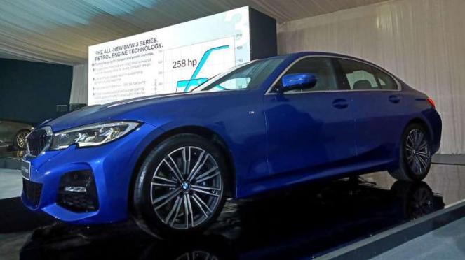 All New BMW Seri 3