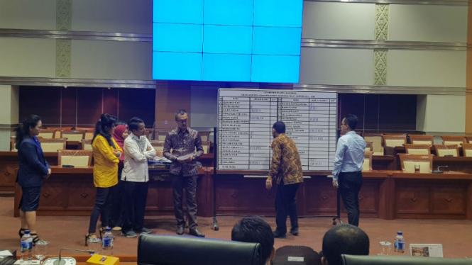 DPR sahkan sembilan komisioner KPI terpilih