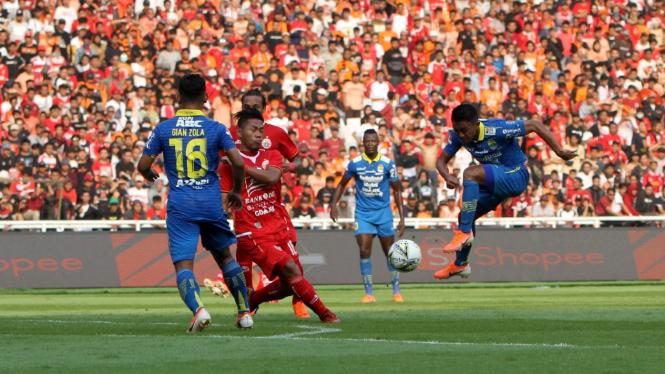 Persija Jakarta VS Persib Bandung Liga 1 2019