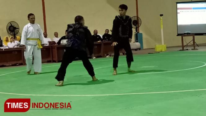 Atlet Pencak Silat Ponorogo Sumbang 2 Medali Emas