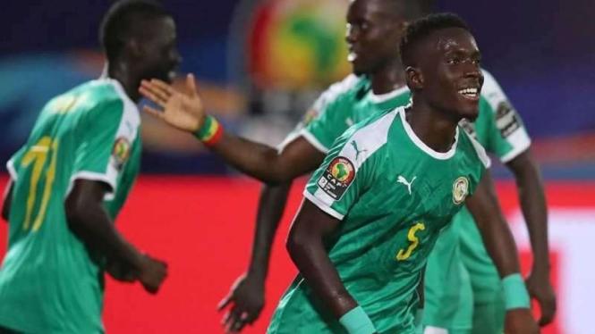 Gelandang Timnas Senegal, Idrissa Gueye