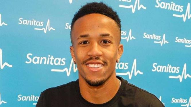 Pemain belakang Real Madrid, Eder Militao