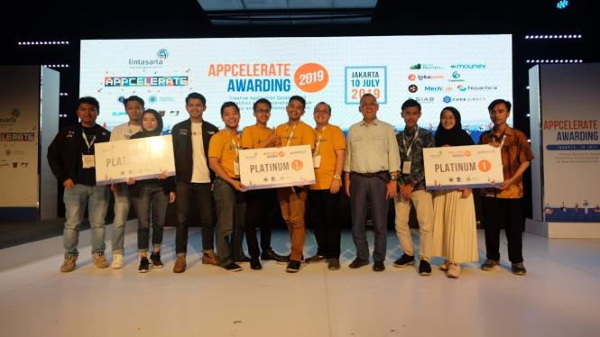 Startup pemenang kompetisi Dokum